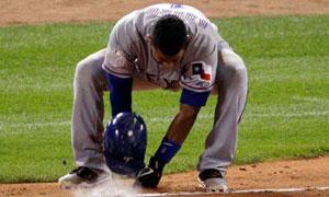World Series 2011 G7 Elvis Andrus fury