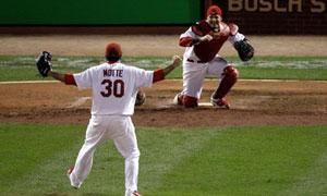 World Series 2011 G7 - Cardinals win