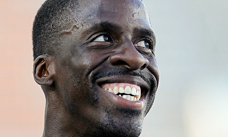 Dwain Chambers Olympic future likely to be clear within three months