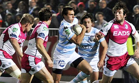 Racing Metro 20-26 Cardiff Blues