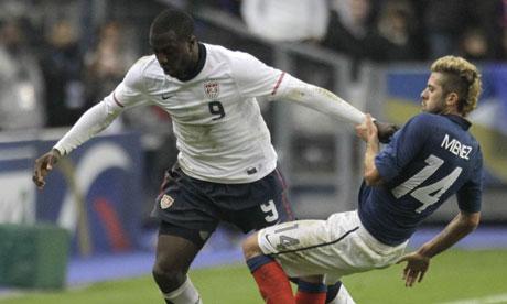 Jozy Altidore USA soccer