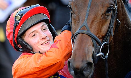 Harry Derham steers Brampour to thrilling Greatwood win at Cheltenham