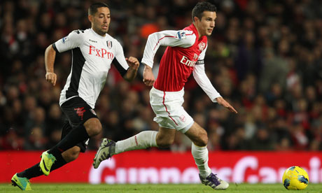 Arsene Wenger admits to fitness fears as Arsenal limp to Fulham draw