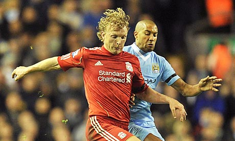 Dirk Kuyt: Liverpools displays against top sides hint at bright future