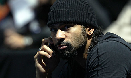 David Haye is tempted to return for a fight against Vitali Klitschko