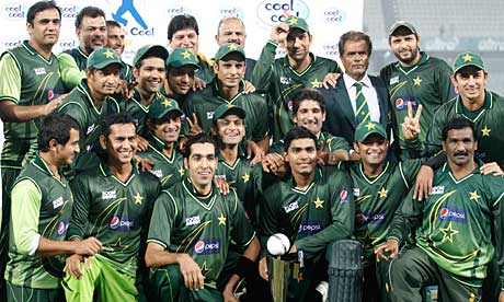 Pakistan thrash Bangladesh by 50 runs in Twenty20 tour opener