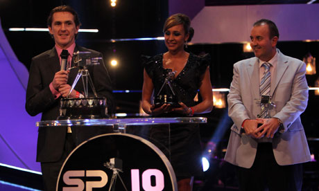 Women should be happy they have failed the Sports Personality test