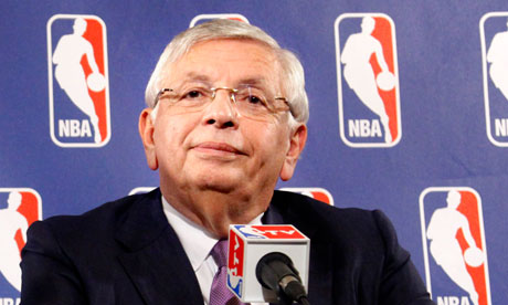 NBA lockout goes on as disgruntled players threaten to dissolve union David-Stern-NBA-007