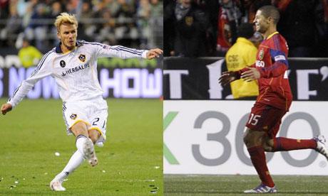 LA Galaxy vs. Real Salt Lake - live!