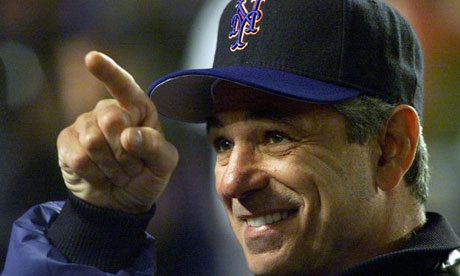 Bobby Valentine NY Mets now Boston Red Sox