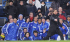 André Villas-Boas makes a point as Chelsea face Manchester City