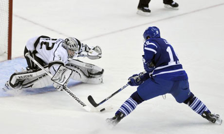 Los Angeles Kings vs. Toronto Maple Leafs