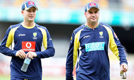 Mickey Arthur has expelled 4 players from the team. Courtesy Guardian.co.uk