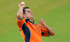 Ryan ten Doeschate Netherlands cricket World Cup