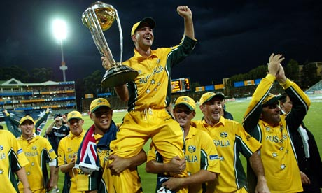 Cricket World Cup 2011 team guide: Australia | Sport | The Guardian