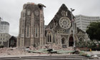 New Zealand earthquake Christchurch