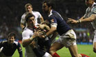 Ben Foden England France Six Nations