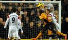 George Elokobi Wolves Manchester United
