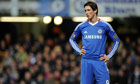 Fernando Torres endured a miserable debut for Chelsea against his former club Liverpool.