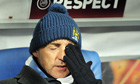 Roberto Mancini defends Manchester City's sleepless FA Cup preparation