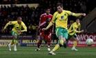 Henri Lansbury and Andrew Surman help Norwich finish off Bristol City