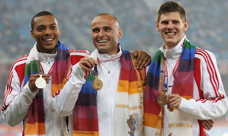commonwealth games 2010. Commonwealth Games 2010 podium