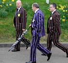 Bad suits at cheltenham racing