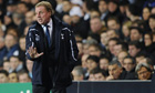 The Tottenham Hotspur manager Harry Redknapp is to fly to Spain to watch Real Madrid