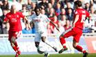 Swansea's Fabio Borini leaves Nottingham Forest pining for a win