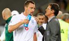 Fabio Capello hands back England captaincy to John Terry