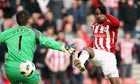 Newcastle fear relegation scrap after blunders help Stoke to victory
