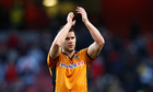Wolves' winger Matt Jarvis called into England's squad for Wales match