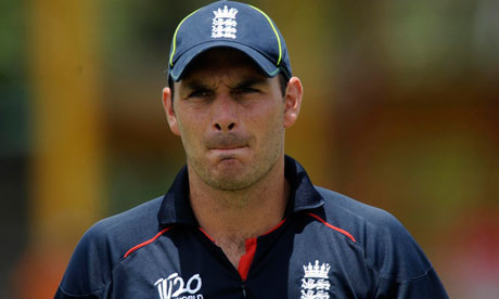 Michael Yardy, England cricketer
