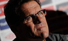Fabio Capello says young emerging players give England a bright future