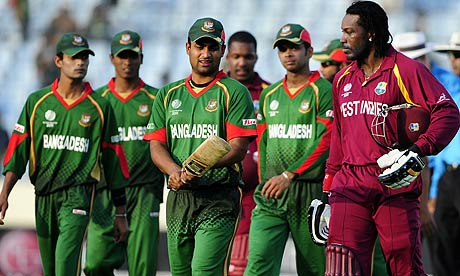 Bangladesh cricketers