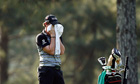 Rory McIlroy of Northern Ireland pauses