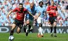 Manchester City Nigel De Jong Manchester United
