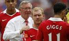 Manchester United Sir Alex Ferguson FA Cup