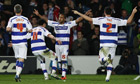 Wayne Routledge scores twice as QPR stroll past Sheffield United