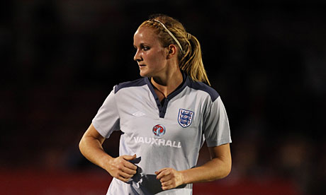England Women v USA Ladies