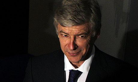 osama bin laden arsenal fan. Arsène Wenger, the Arsenal