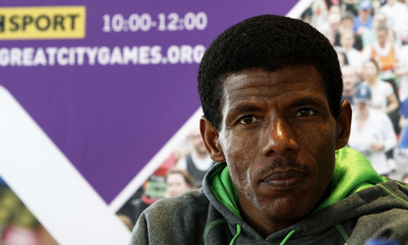 haile gebrselassie bows to will of his people for one last