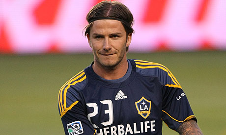 david beckham 2011 galaxy. David Beckham, who#39;s LA Galaxy