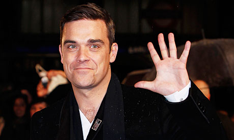 Robbie Williams Zeitgeist photo