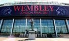 Wembley Champions League final