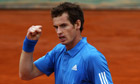 Andy Murray is through to the French Open quarter-finals after digging deep