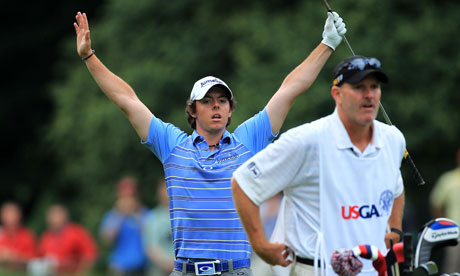 rory mcilroy us open pictures. Rory McIlroy was in brilliant