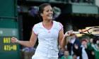 Laura Robson Wimbledon