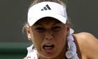 Caroline Wozniacki, Wimbledon 2011