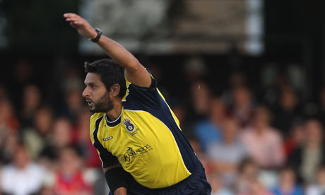 Hampshire Cricket Shahid Afridi Shahid Afridi Shows Hampshire